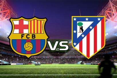 Barcelona - Atletico Madrid:  Atletico Madrid over 2,5 Kort
