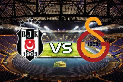 Besiktas - Galatasaray:  Under 1,5 1. halvleg (1H)
