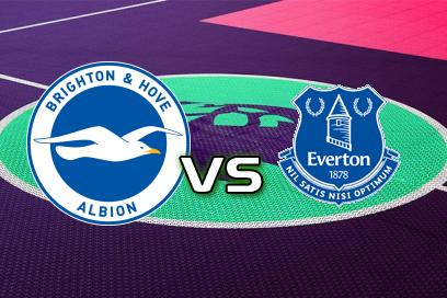 Brighton & Hove Albion - Everton:  Draw no bet: 2