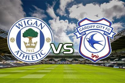 Wigan Athletic - Cardiff:  (AH: 0,0) 2