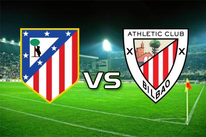 Atletico Madrid - Athletic Bilbao:  1