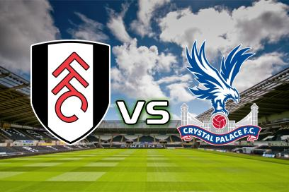 Fulham - Crystal Palace:  Draw no bet: 1