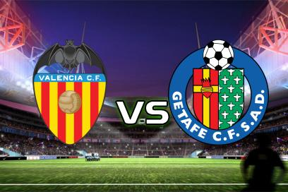 Valencia - Getafe:  Draw no bet: 1