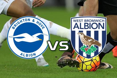 Brighton - West Bromwich:  (AH: -0,5) 1