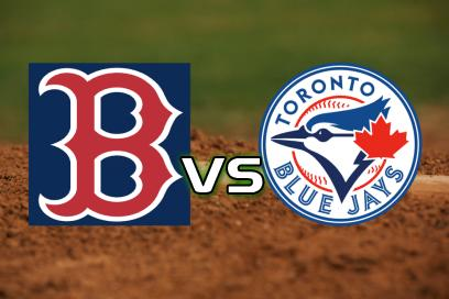 Boston Red Sox - Toronto Blue Jays:  Over 8,5 Løb