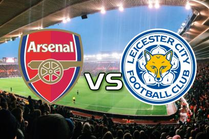 Arsenal - Leicester:  Under 2,5 Mål