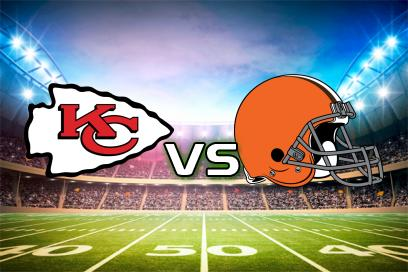 Kansas City Chiefs - Cleveland Browns:  (AH: +9,5) 2