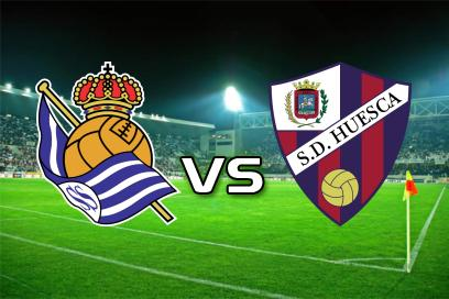 Real Sociedad - Huesca:  Under 3,5 Mål