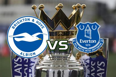 Brighton & Hove Albion - Everton:  Over 2,5 Mål