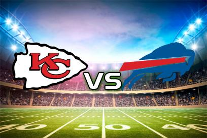 Kansas City Chiefs - Buffalo Bills:  2