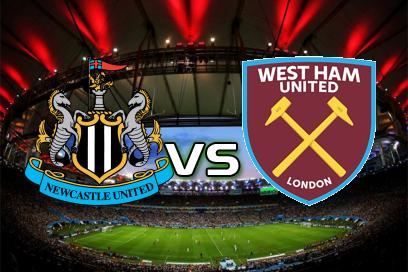 Newcastle United - West Ham United:  2