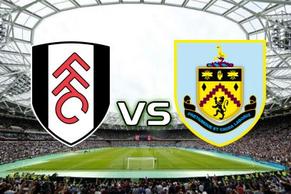 Fulham - Burnley:  2
