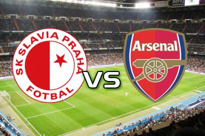 Slavia Prague - Arsenal:  (AH: +0,5) 1