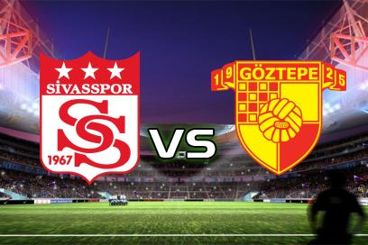 Sivasspor - Goztepe:  Draw no bet: 2