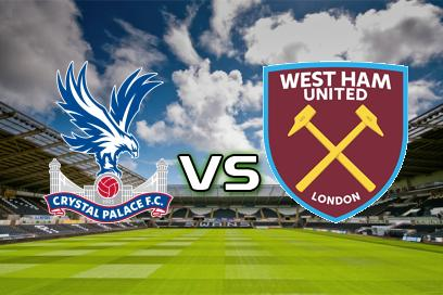 Crystal Palace - West Ham United:  Draw no bet: 2