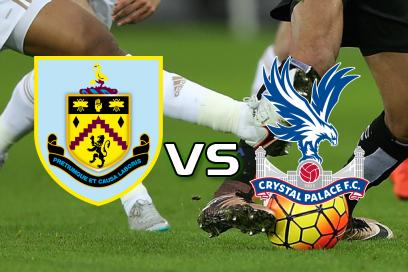 Burnley - Crystal Palace:  (AH: 0,0) 1