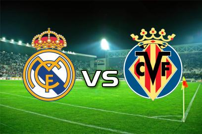 Real Madrid - Villarreal:  Under 3,5 Mål