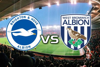 Brighton - West Bromwich:  Under 3,5 Mål