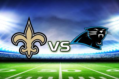 Saints - Panthers:  2
