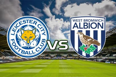Leicester City - West Bromwich Albion:  Over 2,5 + Begge hold scorer