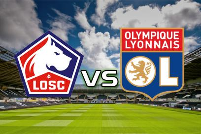 Lille - Olympique Lyon:  Draw no bet: 1