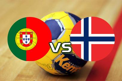 Portugal - Norge:  (AH: -2,5) 2