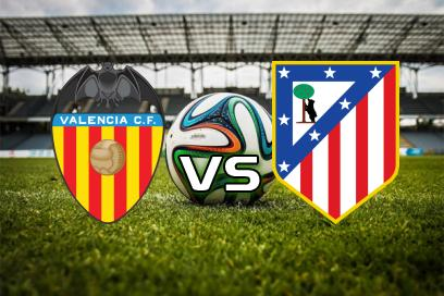 Valencia - Atletico Madrid:  Under 2,5 Mål