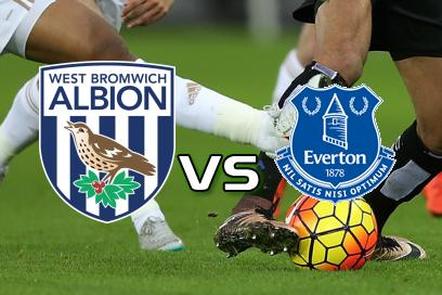 West Bromwich Albion - Everton:  Under 2,5 Mål