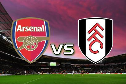 Arsenal - Fulham:  Over 2,5 Mål