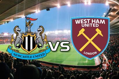 Newcastle United - West Ham United:  Under 2,5 Mål