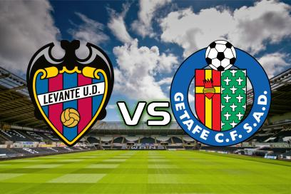 Levante - Getafe:  Draw no bet: 1