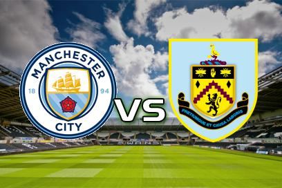 Manchester City - Burnley:  2