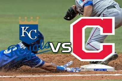 Kansas City Royals - Cleveland Indians:  1