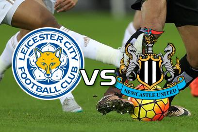 Leicester City - Newcastle United:  1