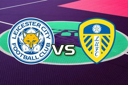Leicester City - Leeds United:  1