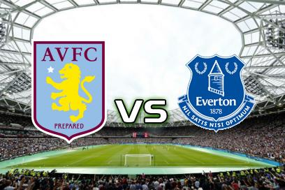 Aston Villa - Everton:  2