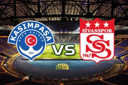 Kasimpasa - Sivasspor:  Draw no bet: 2