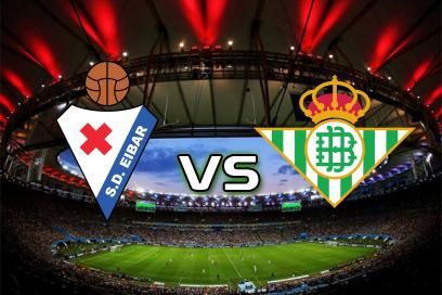 Eibar - Real Betis:  Over 4,5 Kort