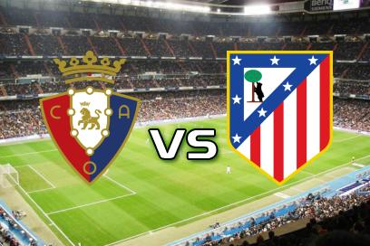 Osasuna - Atlético Madrid:  Draw no bet: 1